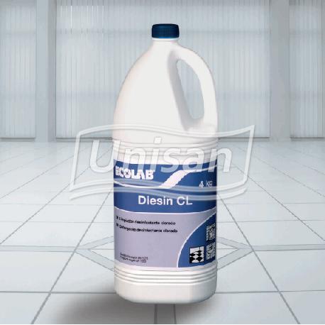 Diesin CL Detergente desinfetante 4Lts