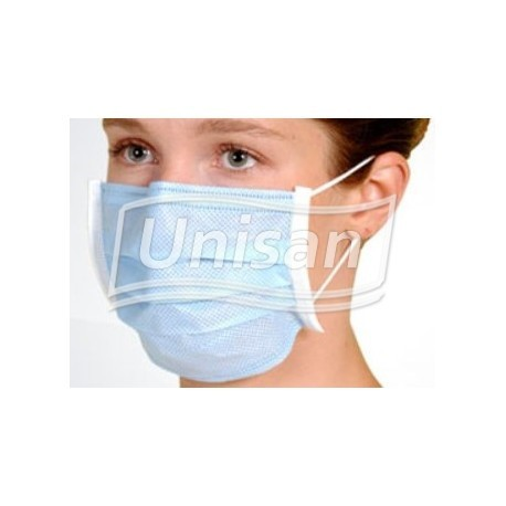 Máscara cirúrgica 3 filtros